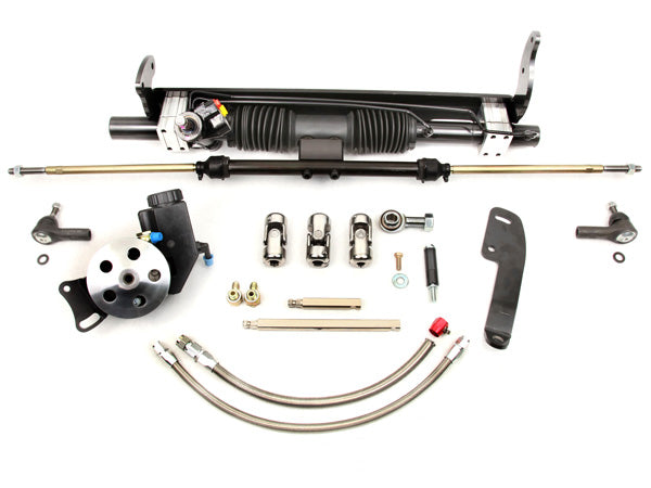 1968-72 GM A-Body Big Block Long Water Power Rack and Pinion Kit