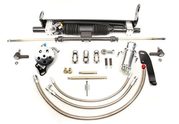 1964-67 GM A-Body Big Block Short Water Power Rack and Pinion Kit