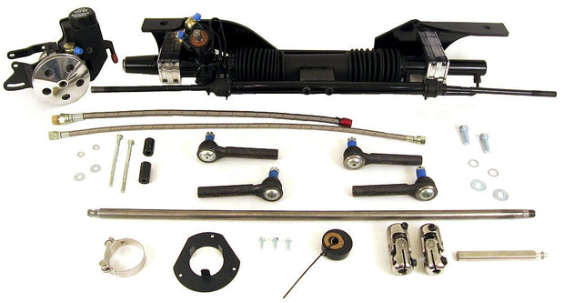 1965-66 Mustang Power Rack & Pinion for Small Block