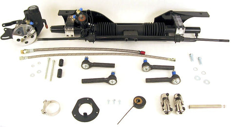 Late 1967-70 Power Mustang Rack & Pinion for Big Blocks