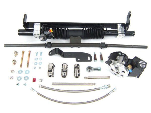 1970-74 Camaro Small Block Long Water Pump Rack and Pinion Kit
