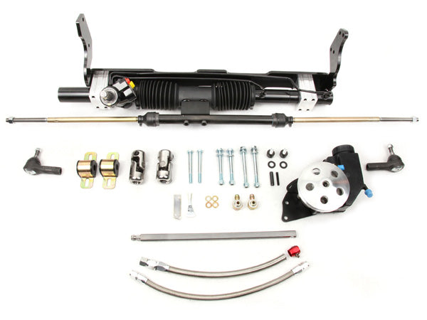 1958-64 Impala/Bel Air Small Block Short Water Rack and Pinion Kit