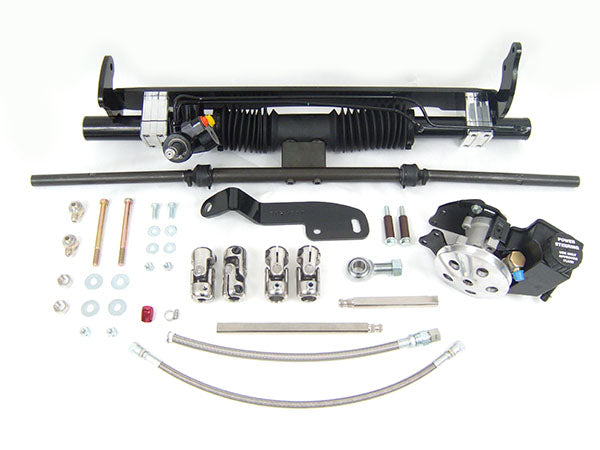 1975-81 Camaro Small Block Long Water Pump Rack and Pinion Kit