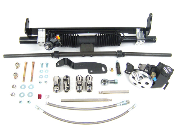 1975-81 Camaro Big Block Long Water Pump Rack and Pinion Kit
