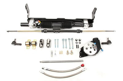 1958-64 Impala/Bel Air Big Block S.W.P Rack and Pinion Kit for Ididit Column