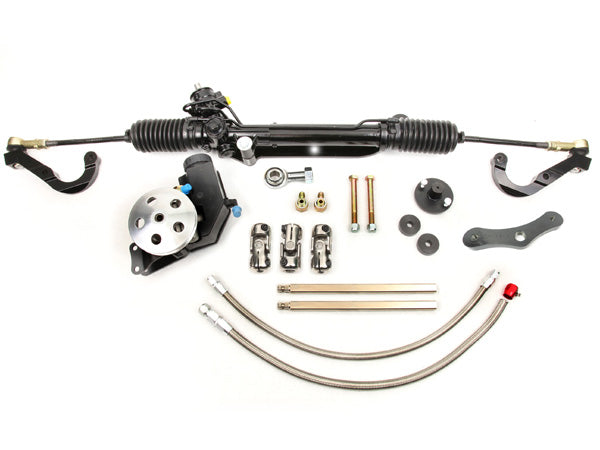 1967-69 Camaro Big Block Long Water Pump Power R&P Super Kit