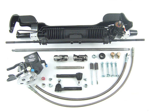 1963-65 Fairlane Rack & Pinion for Popular Small Blocks