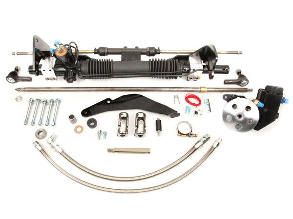 1955-57 Ford Thunderbird Rack and Pinion Kit