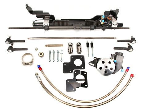 '66-'67 Ranchero Power Rack and Pinion for Popular Small Blocks