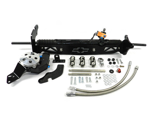 1973-87 Chevy C10 Power Rack & Pinion Kit