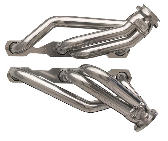 1955-57 Chevy Sanderson SBC Headers (Ceramic Coated)