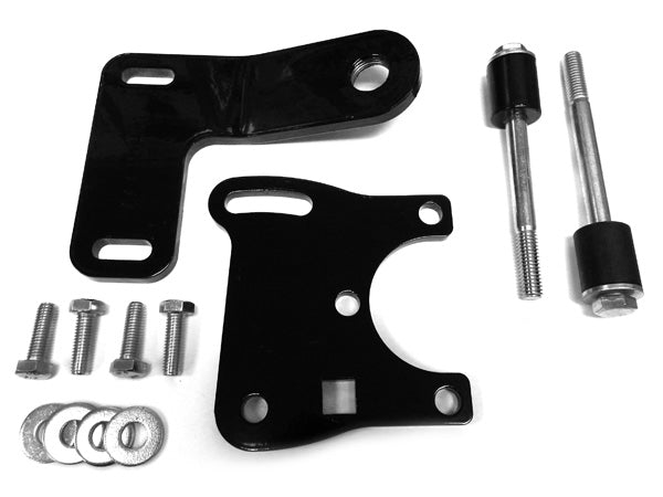 Mopar Big Block Bracket for GM Type II/TC (Black)
