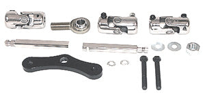 "Manual Camaro / Nova Shaft Kit (Factory & 1""-48 Column)"