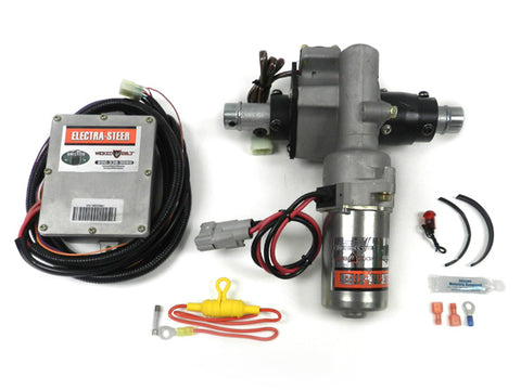 "Plain 360w Electric Power Steering kit for 2"" Columns"