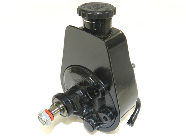 GM Saginaw PS Pump w/Black Housing & Reservoir