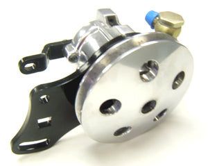 Chevelle Big Block Short Water Pump kit w/Remote Resevoir (Polished)