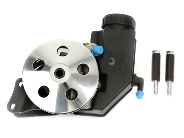 Chevelle Small Block Long Water Pump kit w/Clip-on Resevoir