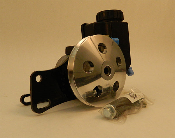 Chevelle Small Block Short Water Pump kit w/Clip-on Resevoir