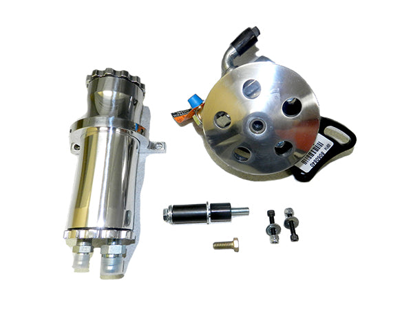Chevy Big Block Remote Reservoir Long Water Pump Kit
