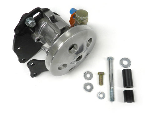 Chevy Small Block Remote Reservoir Long Water Pump Kit