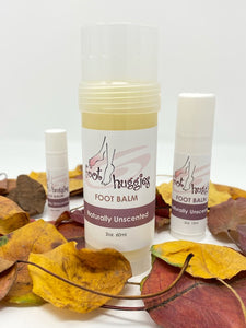 Foot Balm Naturally Unscented