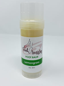 Foot Balm Lemongrass