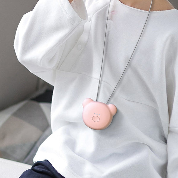 Kids Personal Air Purifier Negative Ions Necklace
