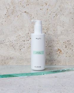 MUTi PURIFYING GEL CLEANSER