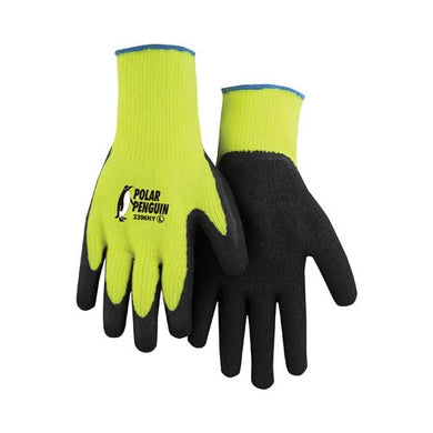 Polar Penguin Insulated Knit Gloves