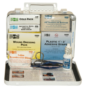 First Aid Vehicle Kit