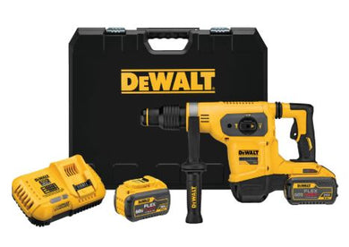 DCH481X2 FLEXVOLT® 60V MAX* 1-9/16 IN. CORDLESS SDS MAX COMBINATION HAMMER KIT