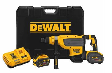 DCH733X2 FLEXVOLT® 60V MAX* 1-7/8 IN. SDS MAX ROTARY HAMMER KIT