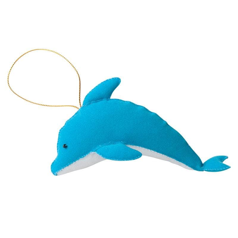 Dolphin Ornament - Marquet Fair Trade