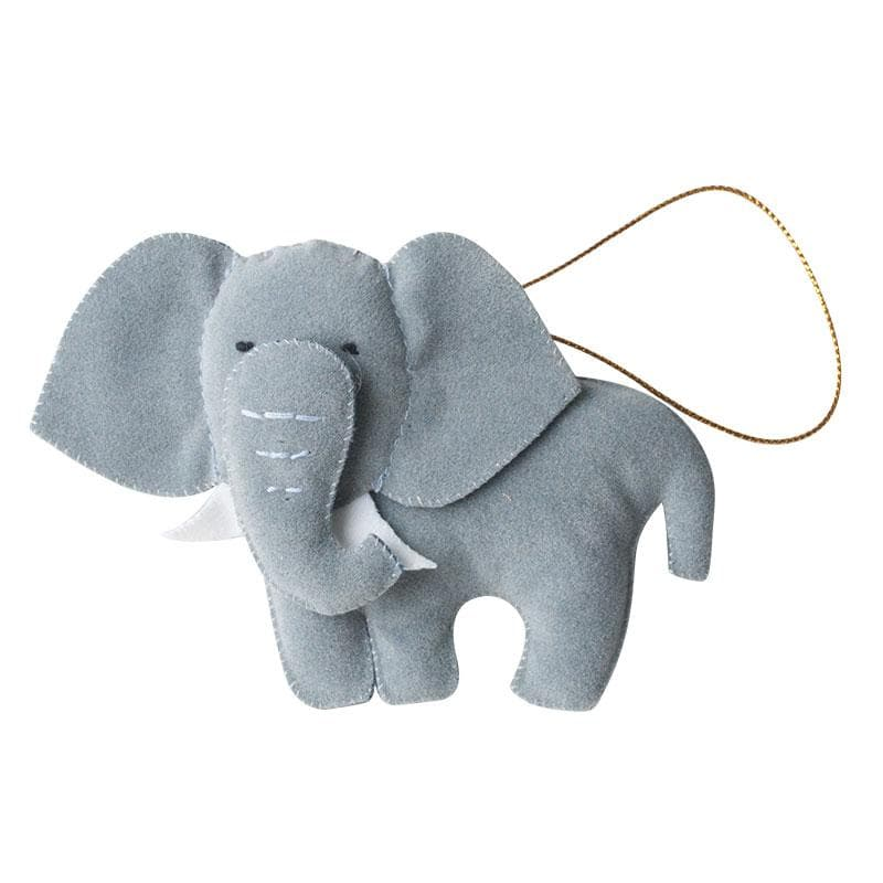Elephant Ornament - Marquet Fair Trade