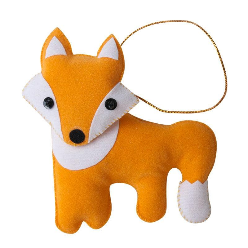 Fox Ornament - Marquet Fair Trade