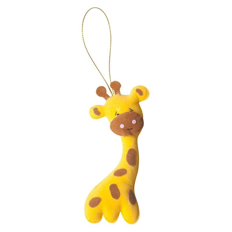 Giraffe Ornament - Marquet Fair Trade