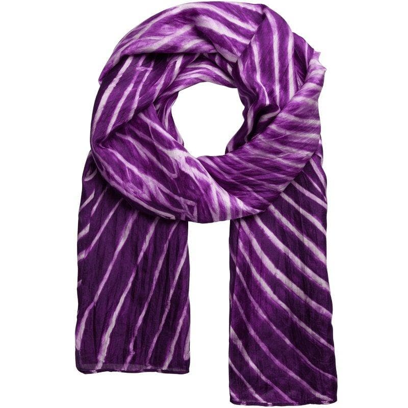 Load image into Gallery viewer, Lume - One of a Kind Oversize Silk Shawl/Wrap - Marquet Fair Trade