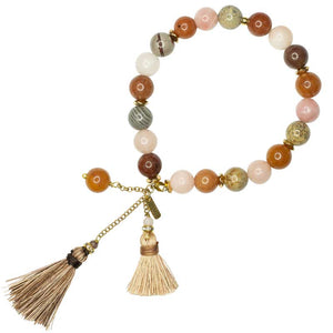 Load image into Gallery viewer, Mia - Thai Mala Bracelets - Marquet Fair Trade