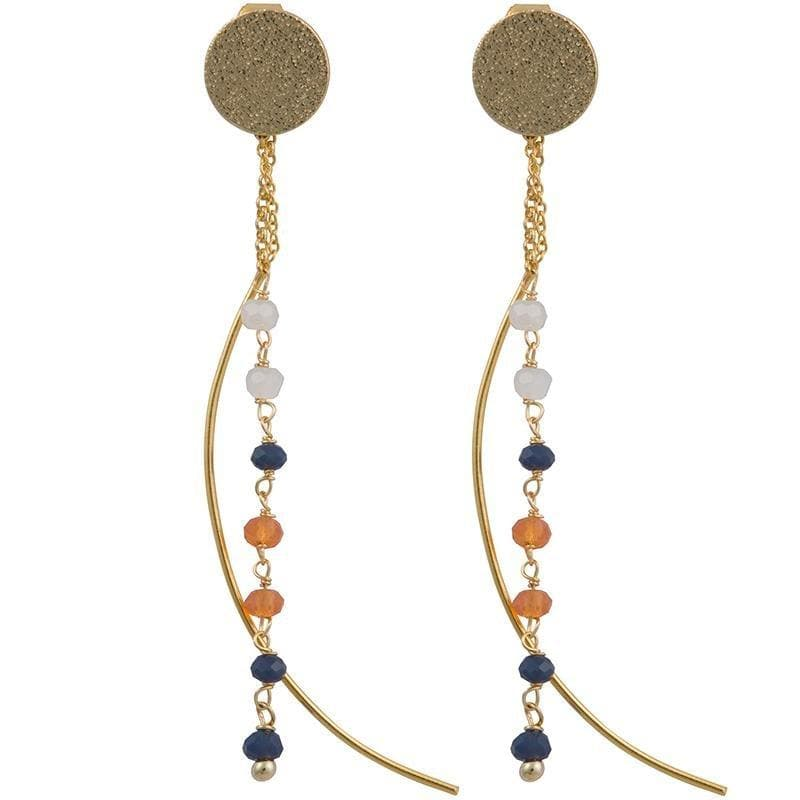 Nicki - Dangle Earrings - Marquet Fair Trade