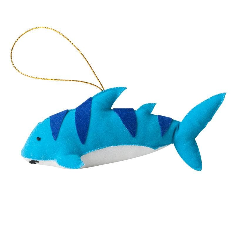 Shark Ornament - Marquet Fair Trade