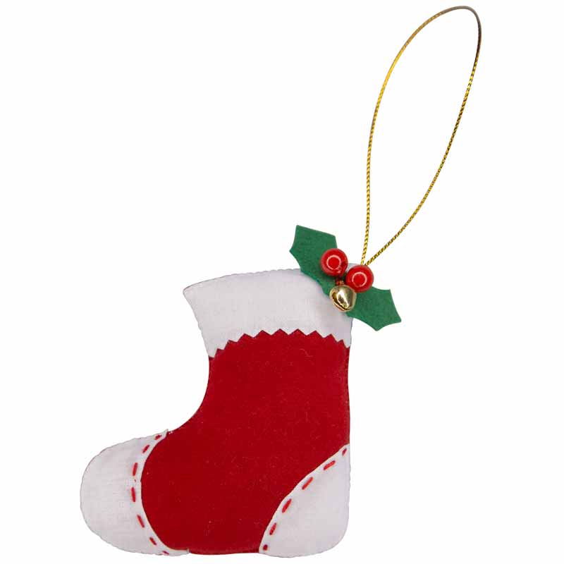 Stocking Ornament - Marquet Fair Trade