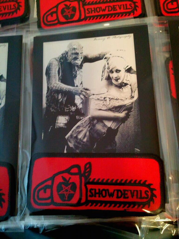 Show Devils Patch (LE)