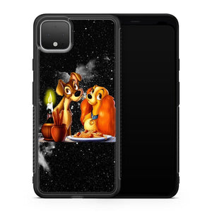 Lady And The Tramp 4 Google Pixel 4 Case Cover