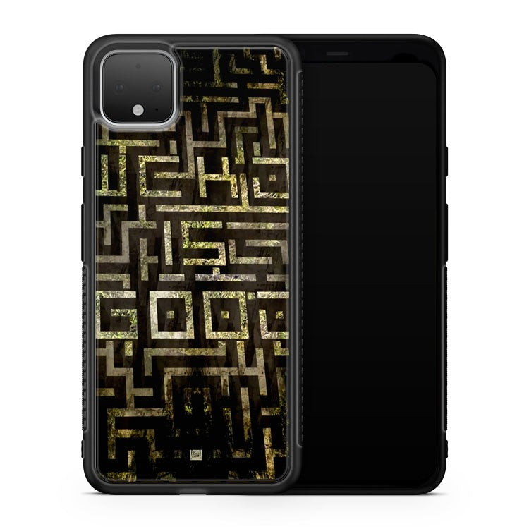 Labyrinth The Maze Runner Google Pixel 4 Case Cover