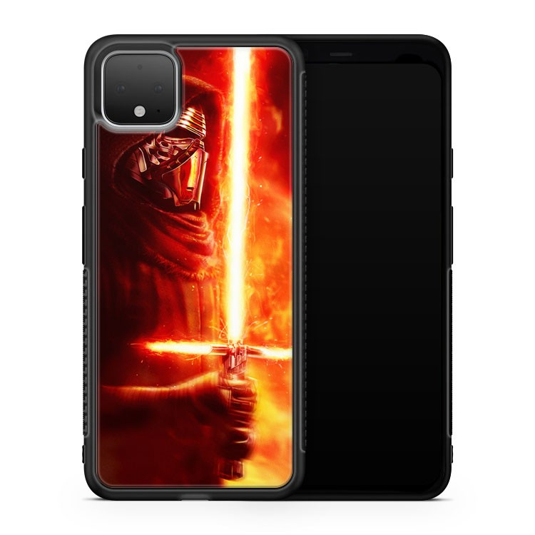 Kylo Ren Star Wars The Force Awakens Google Pixel 4 Case Cover