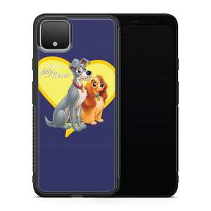 Lady And The Tramp 5 Google Pixel 4 Case Cover
