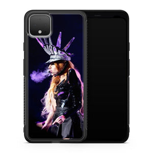Lady Gaga Liberty Google Pixel 4 Case Cover