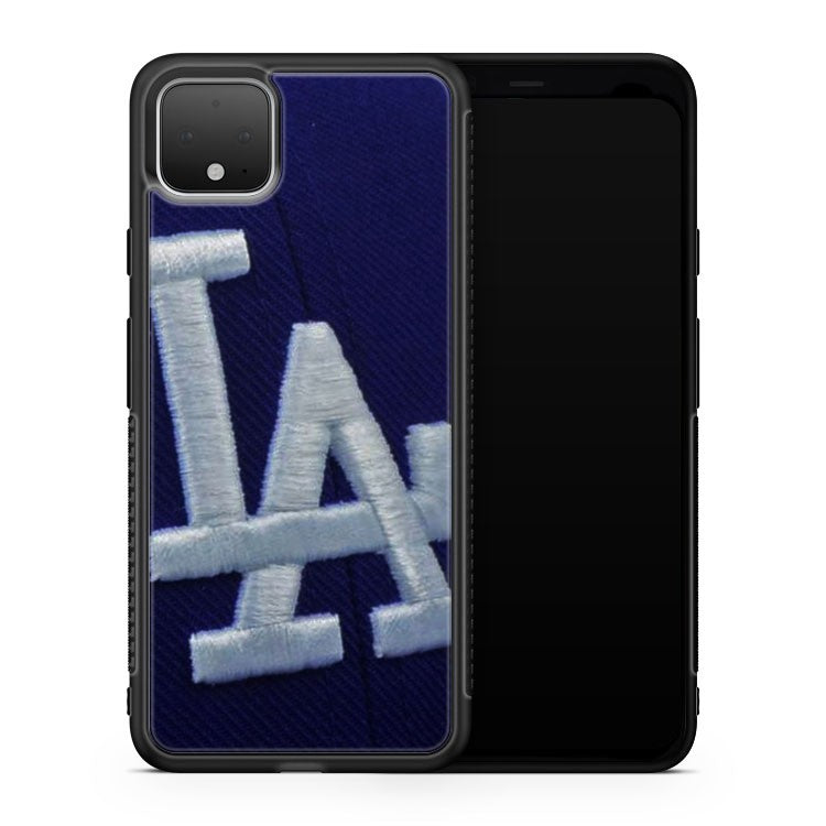 La Dodgers Hat Google Pixel 4 Case Cover