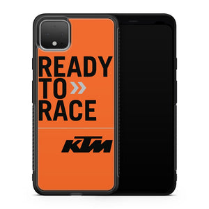 KTM Ready To Race Google Pixel 4 Case Cover