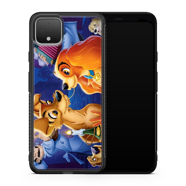 Lady And The Tramp 3 Google Pixel 4 Case Cover
